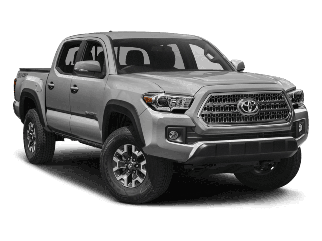 New 2017 Toyota Tacoma TRD Off Road V6 Double Cab 4WD