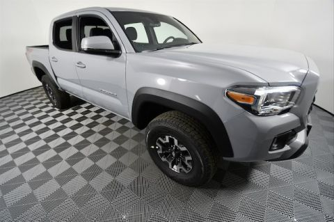 New 2018 Toyota Tacoma TRD Off Road V6