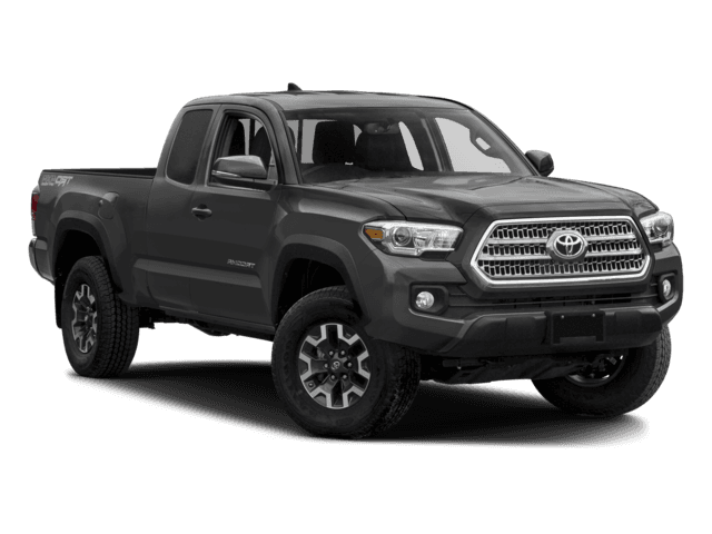 New 2017 Toyota Tacoma TRD Off Road V6 Access Cab 4WD