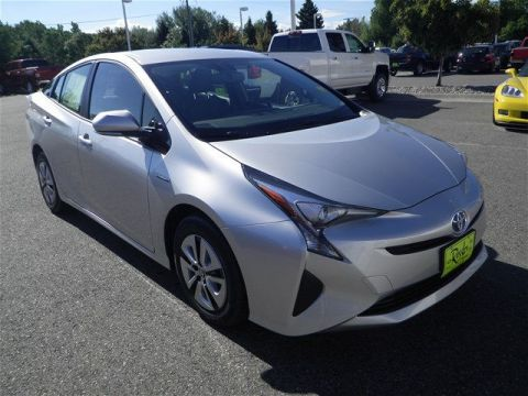 New 2016 Toyota Prius Four FWD Hatchback