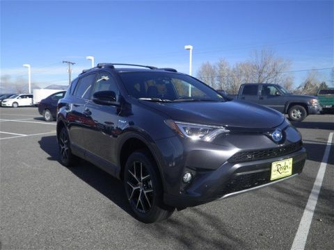 New 2017 Toyota RAV4 Hybrid Limited  AWD