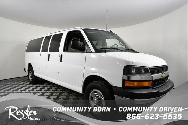 212f4831f2e8ea Pre-Owned 2017 Chevrolet Express 3500 LT Large Van in Bozeman ...