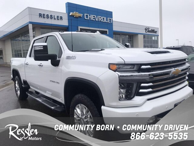 Pre-Owned 2020 Chevrolet Silverado 2500HD High Country