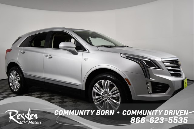 Pre Owned 2018 Cadillac Xt5 Premium Luxury Suv In Bozeman C01034