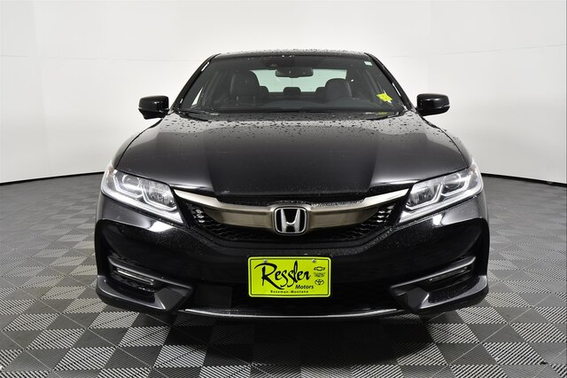 Pre Owned 2017 Honda Accord Ex L V6 W Navi Sensing