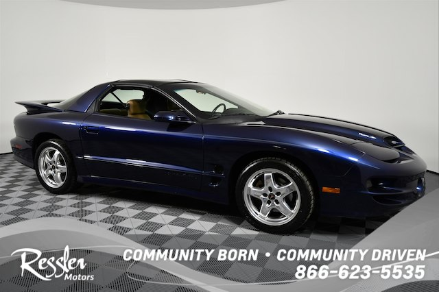 pre owned 2002 pontiac firebird trans am coupe in bozeman b00836