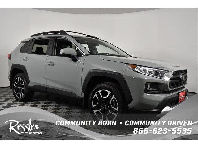 Certified Pre-Owned 2019 Toyota RAV4 XRS