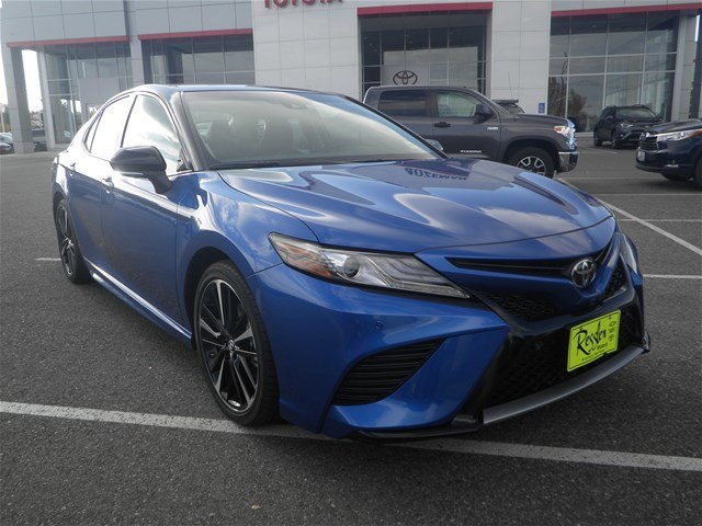 new 2018 toyota camry xse v6 sedan in bozeman t80141 toyota of bozeman. Black Bedroom Furniture Sets. Home Design Ideas