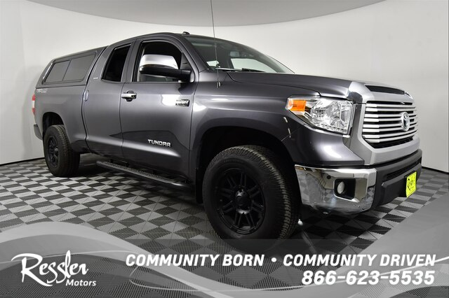 Certified Pre-Owned 2017 Toyota Tundra Limited 5.7L V8