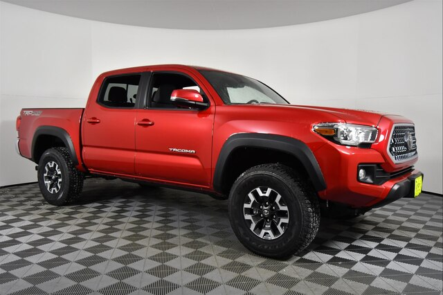New 2019 Toyota Tacoma Trd Off Road V6 Truck In Bozeman T90458