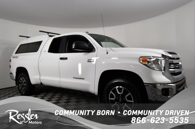 Certified Pre Owned 2017 Toyota Tundra