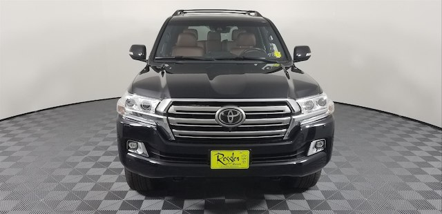 New 2018 Toyota Land Cruiser V8