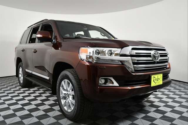 New 2018 Toyota Land Cruiser V8 Suv In Bozeman T81593 Toyota Of