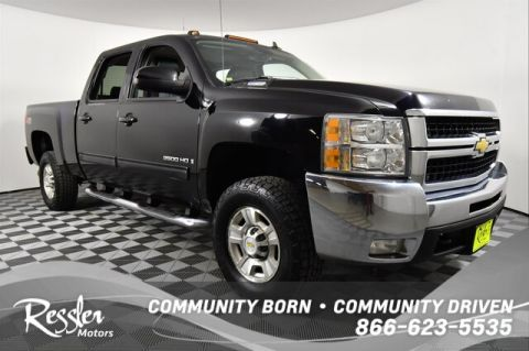 Pre-Owned 2009 Chevrolet Silverado 2500HD LTZ