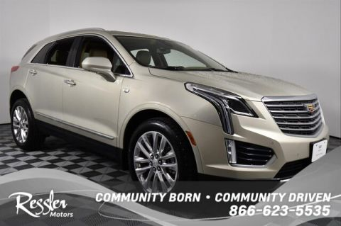 Pre-Owned 2017 Cadillac XT5 Platinum