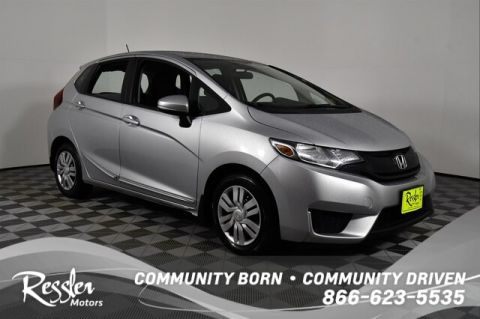 Pre-Owned 2015 Honda Fit LX