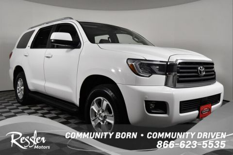 Certified Pre-Owned 2019 Toyota Sequoia SR5