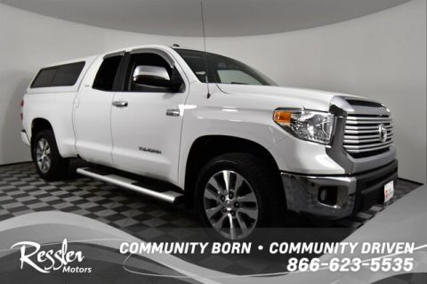 Certified Pre-Owned 2016 Toyota Tundra Limited 5.7L V8