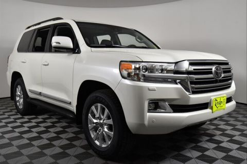 New 2019 Toyota Land Cruiser V8