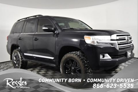 Pre-Owned 2018 Toyota Land Cruiser V8